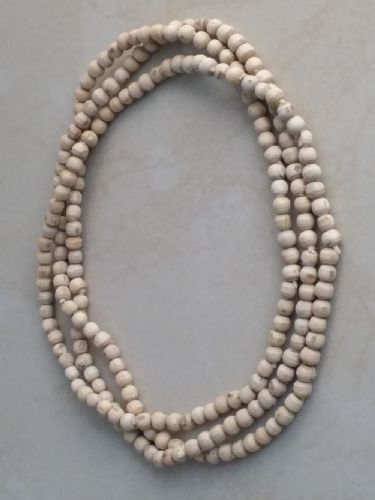 Tulsi Neck Beads - [Large Size - Three loops around the neck]